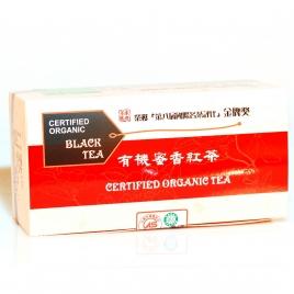 東傑有機蜜香紅茶包